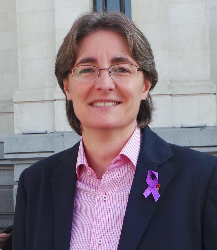 """""""Nous allons aider ceux qui ne peuvent pas payer les factures d'énergie"""", assure Marta Higueras, responsable des Droits Sociaux à la Mairie de Madrid."""