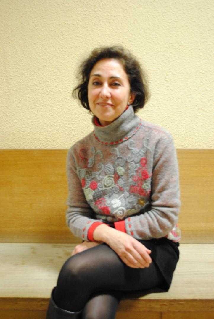 Nines, ancienne militante de Podemos