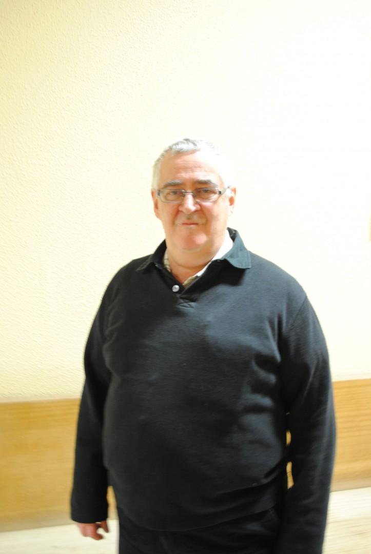 Hanz, ancien militant de Podemos